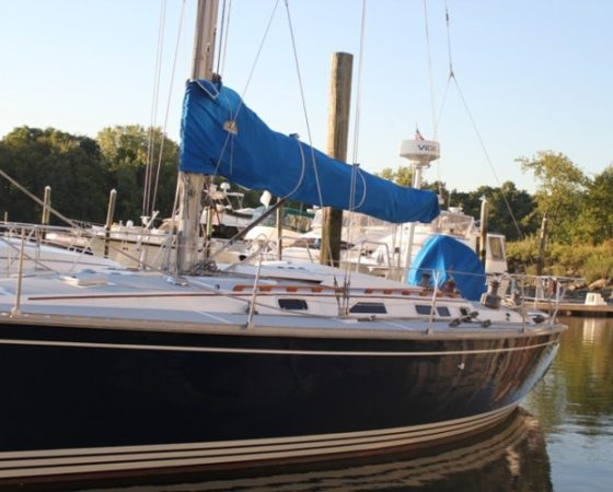 Hunter Legend 40 (Stamford, CT)