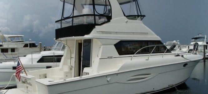 Silverton 34 Motor Yacht (Stamford, CT)